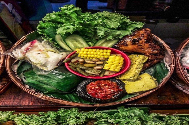 The Global Village Kafe Lovina Bali