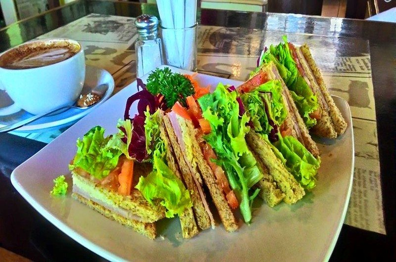The Porch Cafe - restaurants in Sanur, Bali