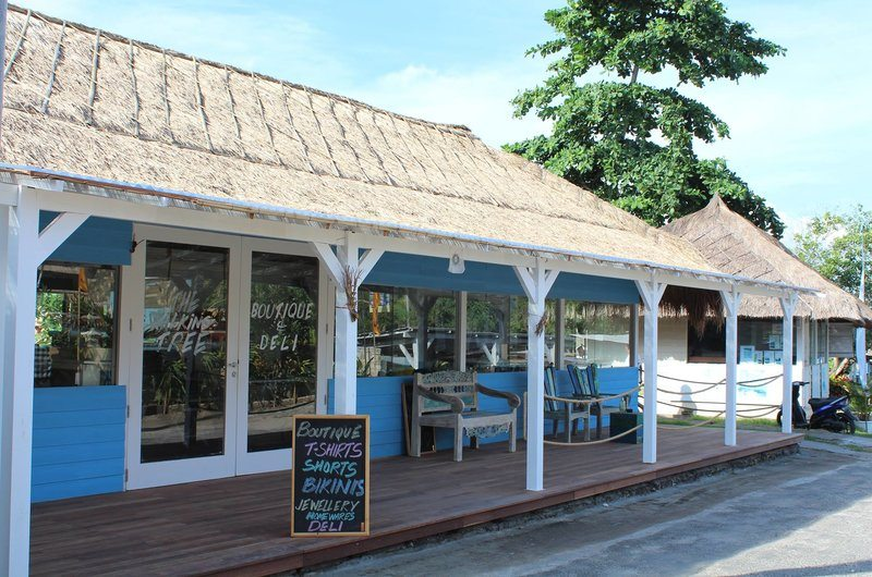 The Walking Tree Boutique Nusa Lembongan Bali