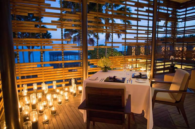 The Warung Alila Villas - restaurants in Uluwatu, Bali