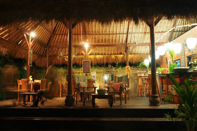 Tigerlillys Restaurant - restaurants in Nusa Lembongan, Bali