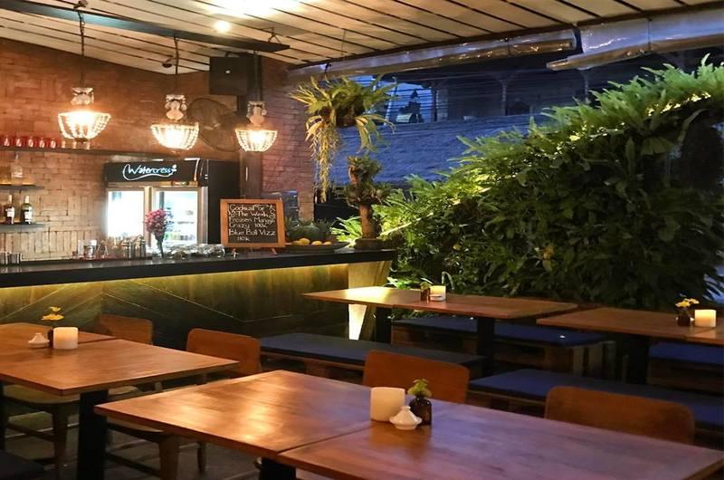 Watercress Cafe Kerobokan Bali