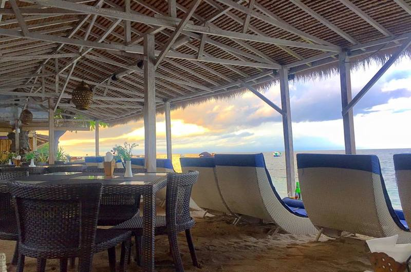 Waterfront Restaurant Gili Air Lombok