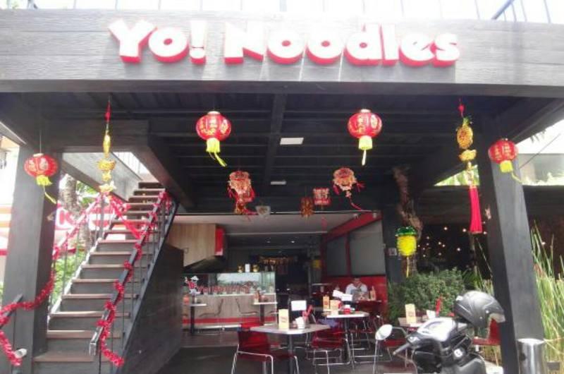 Yo! Noodles Kerobokan Bali