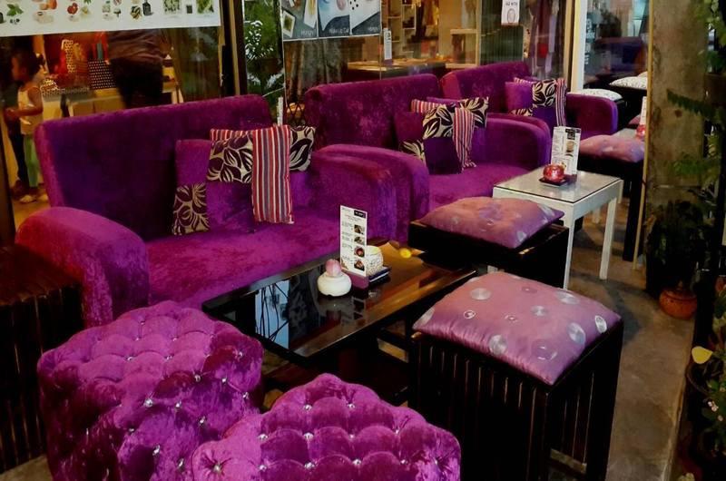 Aroma Boutique Cafe Choeng Mon Koh Samui Thailand