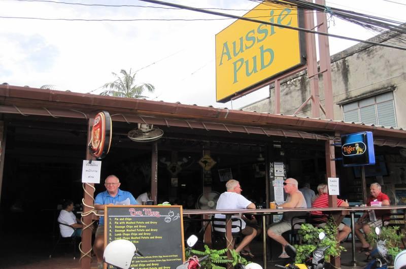 Aussie Pub Rawai Phuket Thailand