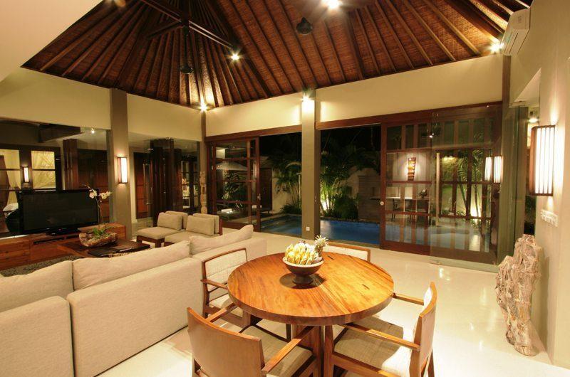 Akara Villas 1 Living Area | Seminyak, Bali