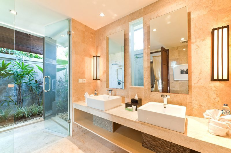 Akara Villas 1 Bathroom | Seminyak, Bali