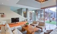 Akara Villas 3 Living Area | Seminyak, Bali