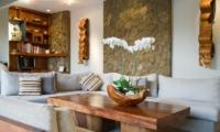 Akara Villas 3 Living Room | Seminyak, Bali