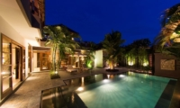 Akara Villas M Sun Loungers | Seminyak, Bali