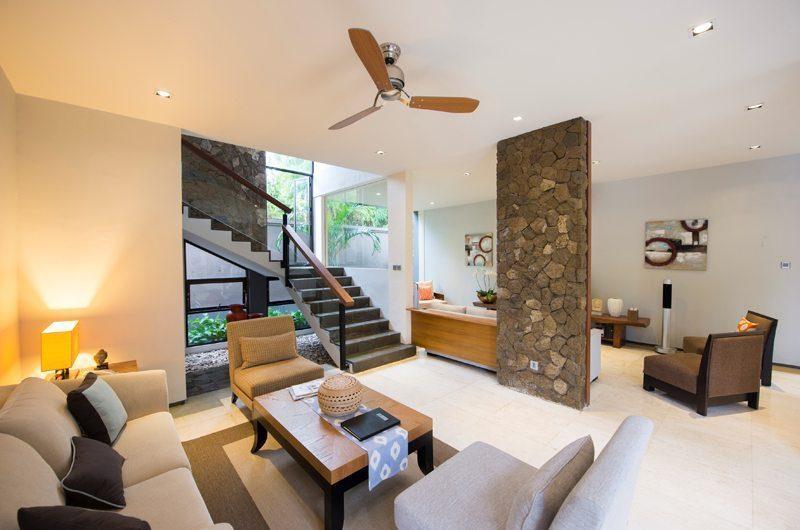 Akara Villas M Indoor Living Area | Seminyak, Bali