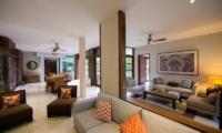 Akara Villas M Living and Dining Area | Seminyak, Bali