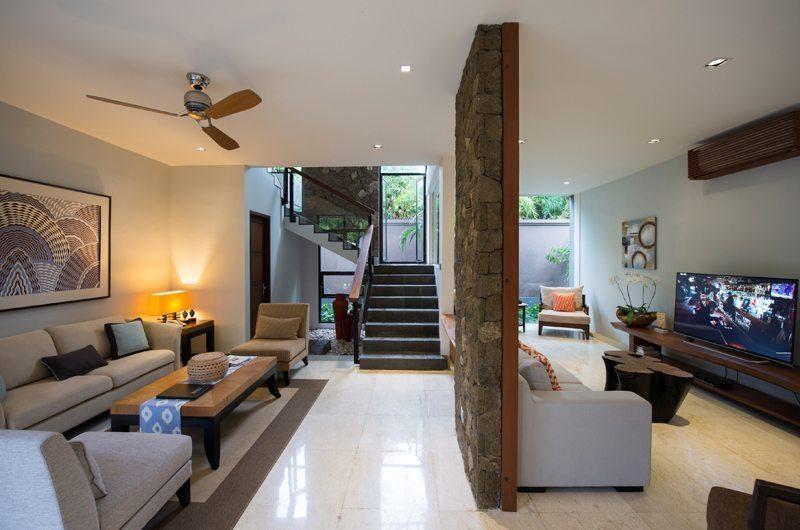 Akara Villas M Living Area | Seminyak, Bali