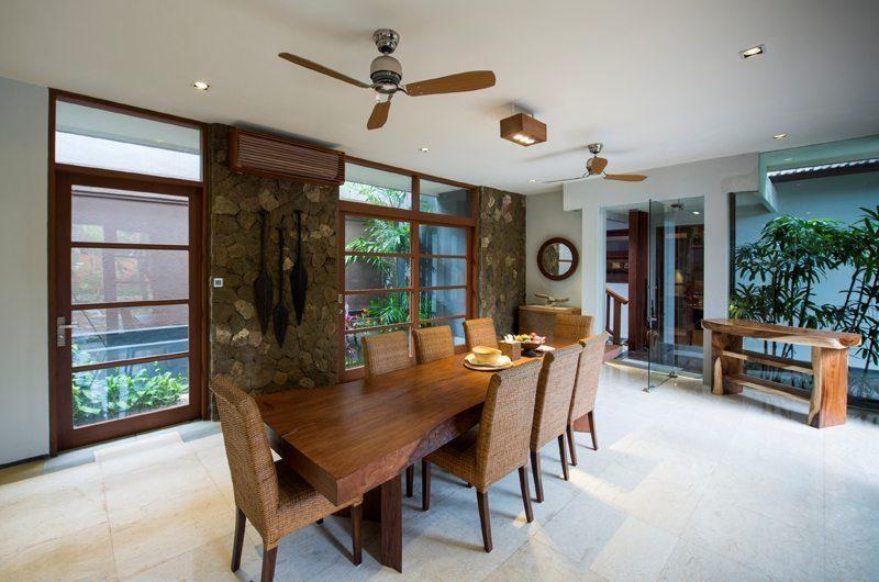 Akara Villas M Dining Area | Seminyak, Bali