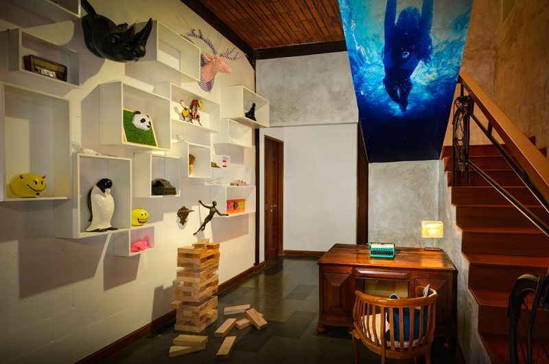 Niconico Mansion Work and Play Area | Petitenget, Bali
