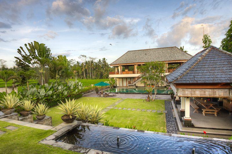 The Malabar House Lawns | Ubud, Bali
