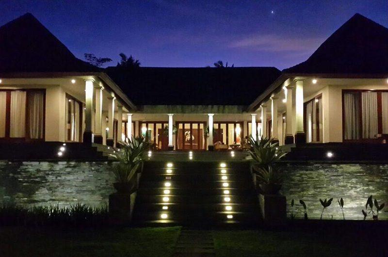 The Malabar House Night View | Ubud, Bali