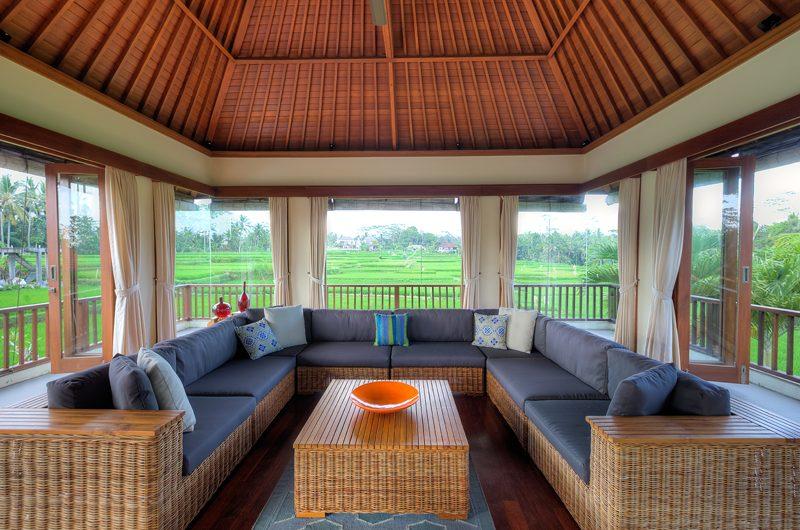 The Malabar House Living Area | Ubud, Bali
