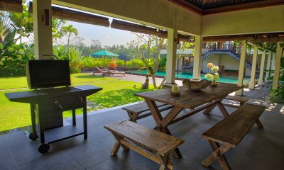 The Malabar House Dining Area | Ubud, Bali