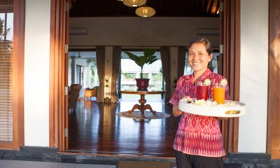 The Malabar House Staff Member | Ubud, Bali