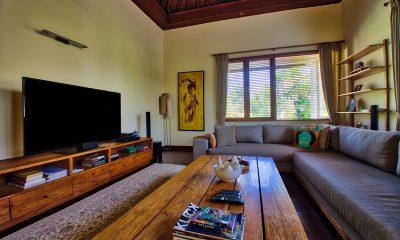 The Malabar House Media Room | Ubud, Bali