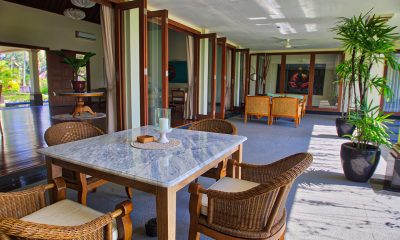 The Malabar House Outdoor Dining | Ubud, Bali