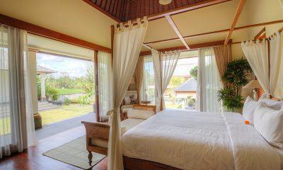 The Malabar House Bedroom with Pool View | Ubud, Bali
