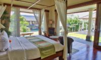 The Malabar House Bedroom View | Ubud, Bali