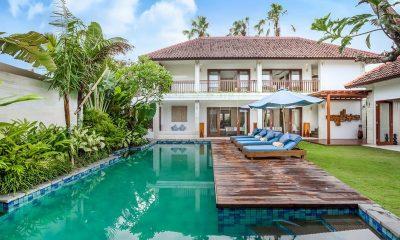 Villa Kajou Swimming Pool | Seminyak, Bali