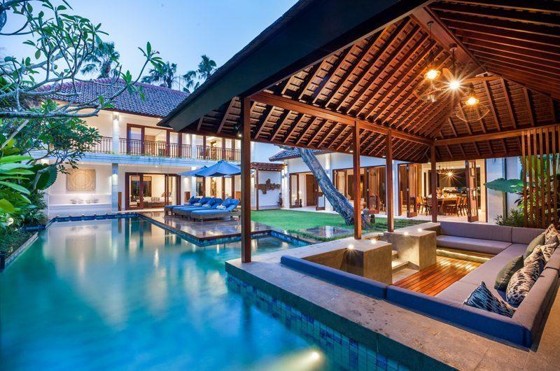 Villa Kajou Pool Side   Seminyak, Bali