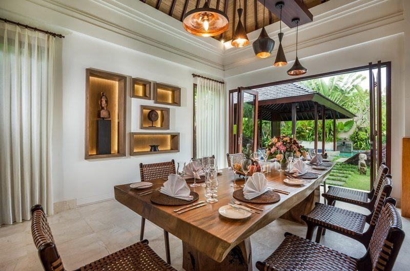 Villa Kajou Dining Area   Seminyak, Bali