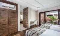 Villa Kajou Twin Bedroom with Balcony   Seminyak, Bali