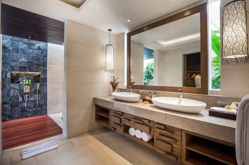 Villa Kajou Bathroom   Seminyak, Bali