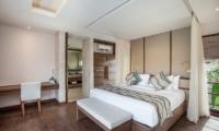 Villa Kajou Bedroom and En-suite Bathroom   Seminyak, Bali