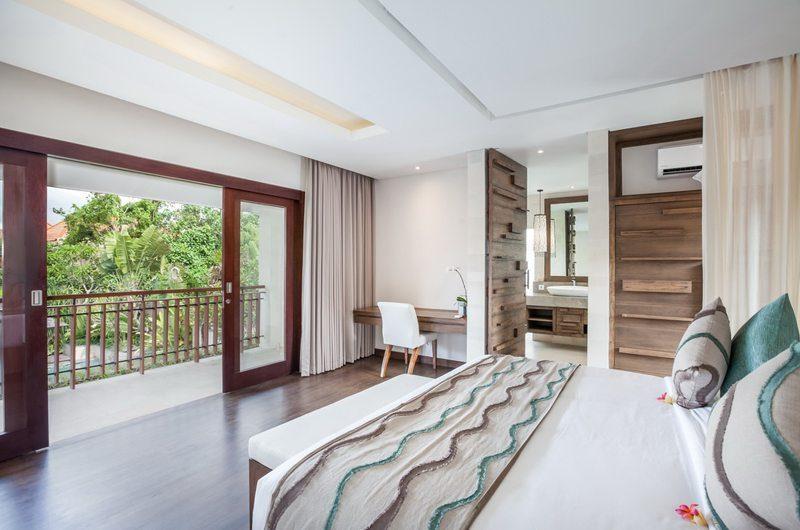 Villa Kajou Bedroom and Balcony   Seminyak, Bali