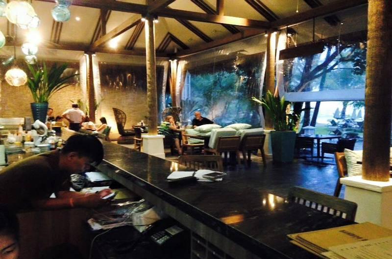 Bamboo Bar Cape Panwa Phuket Thailand