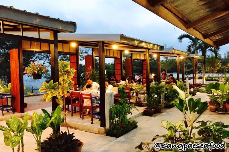Bang Pae Seafood Pa Klok Phuket Thailand