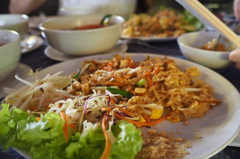Bang Por Beach Restaurant Bang Por Koh Samui Thailand