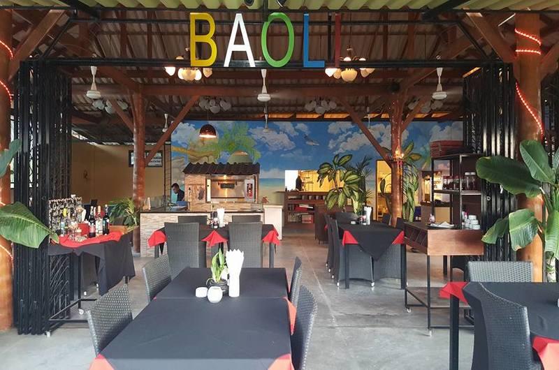 Baoli Samui Restaurant Choeng Mon Koh Samui Thailand