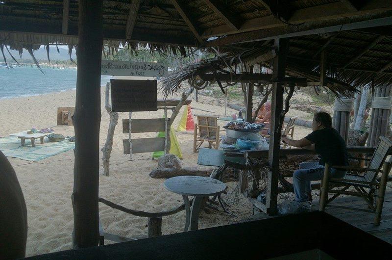 Black Rose Bar Maenam Koh Samui Thailand