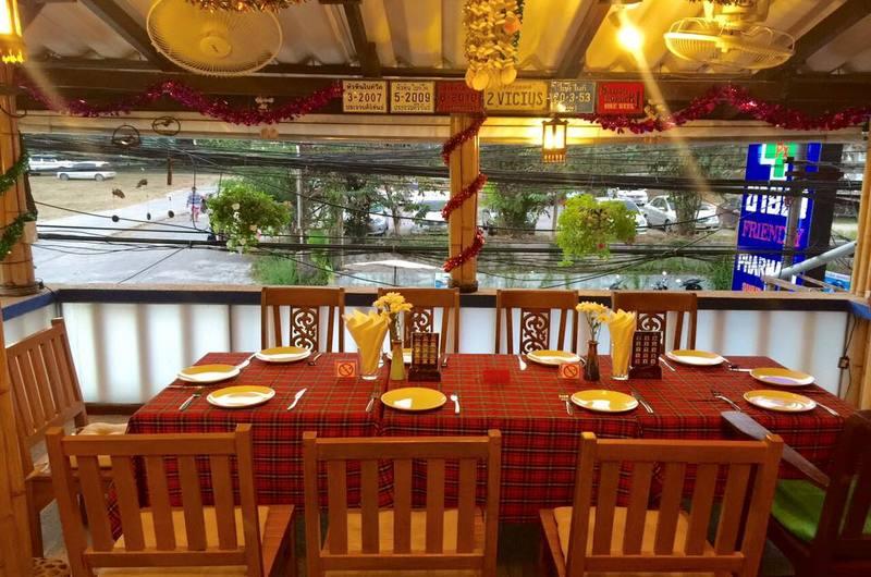 Blue Marlin Restaurant Surin Phuket Thailand