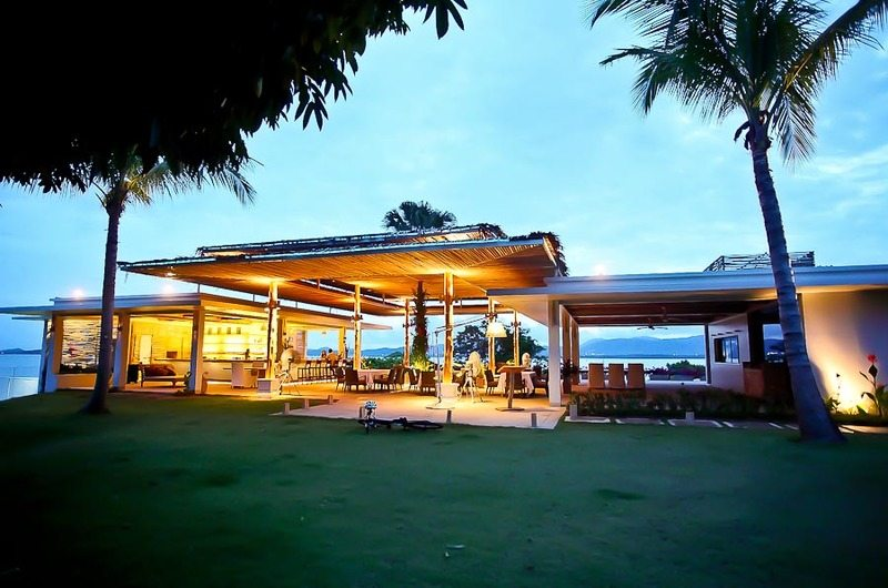 Breeze Restaurant Cape Panwa Phuket Thailand