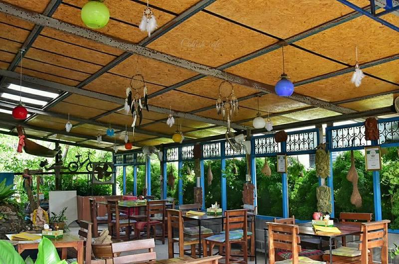 Catfish Cafe Nai Harn Phuket Thailand