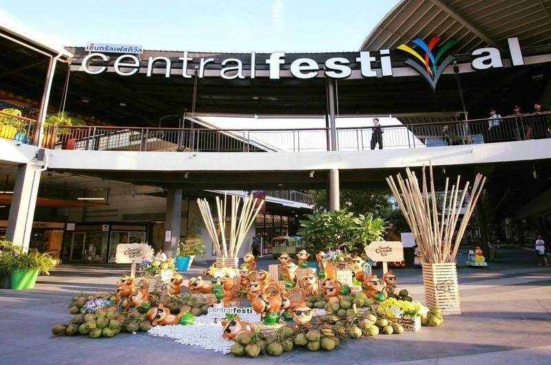 Central Festival Samui Chaweng Koh Samui Thailand