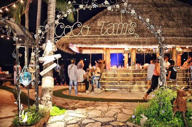 Coco Tam's Bar Bophut Koh Samui Thailand