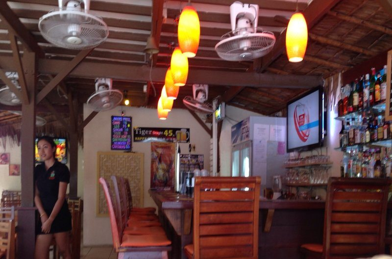 Coconut Bar and Restaurant Rawai Phuket Thailand