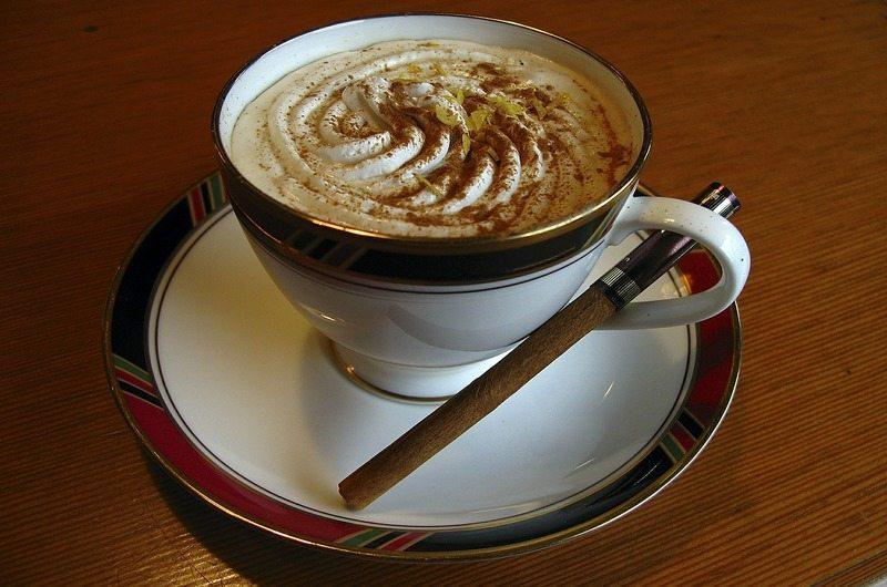 Coffee Bar Nuwara Eliya Sri Lanka