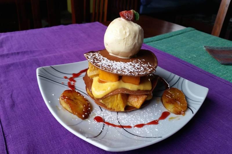 Crepe-ology Restaurant Galle Sri Lanka
