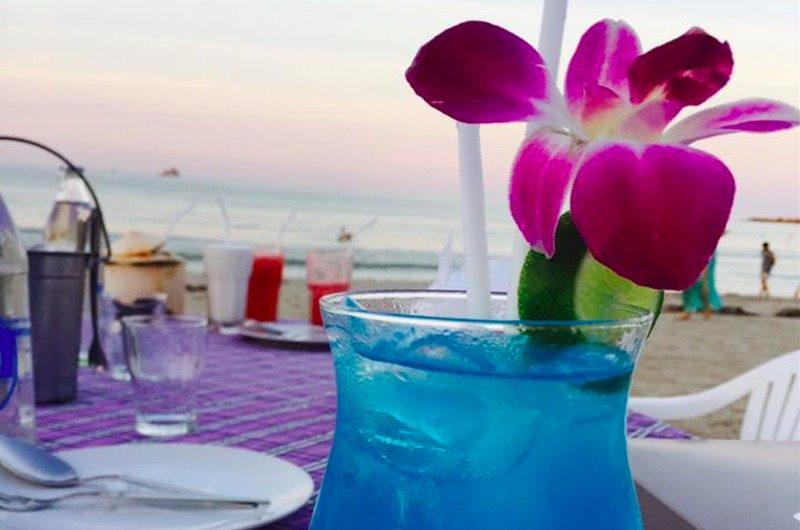 Crystal Restaurant and Bar Choeng Mon Koh Samui Thailand